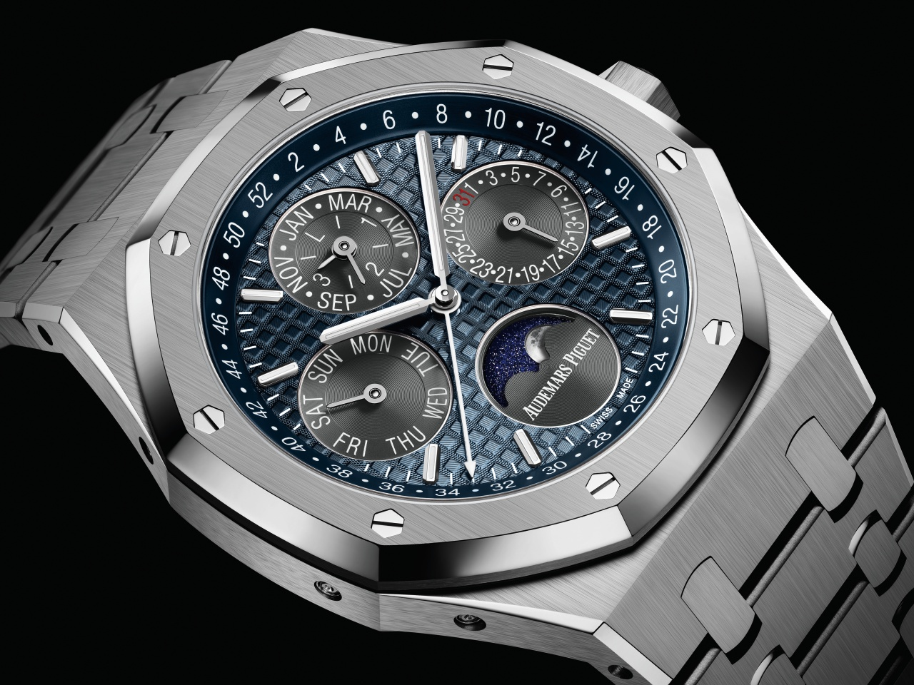 You Can't Ask That: The crazy (new) demand for complicated AP watches