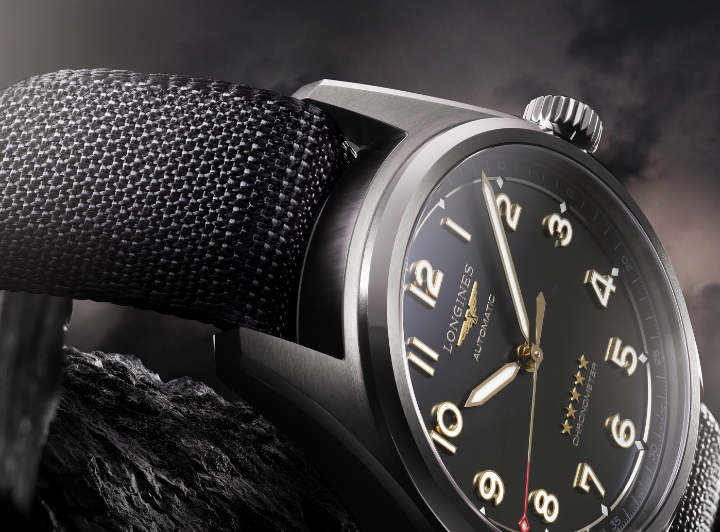 This is why everyone is going crazy about the Longines Titanium Spirit