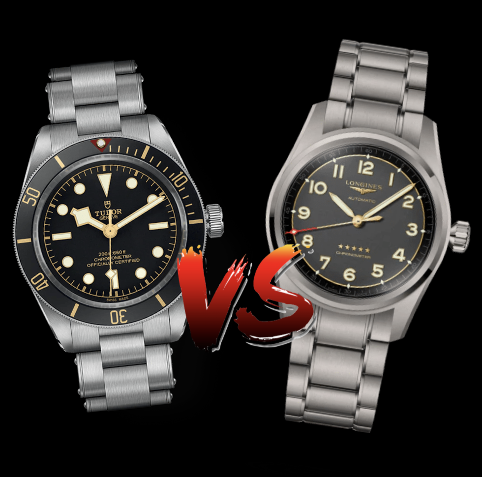Why the Longines Spirit Titanium can take on the Tudor BB58 as the best daily wearer on the market