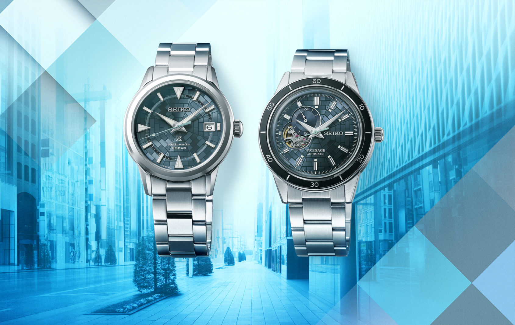INTRODUCING: The Seiko SPB259 & SSA445 140th Anniversary Limited Editions