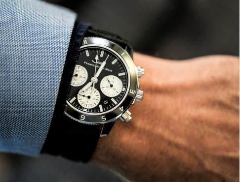 INTRODUCING: The Sinn 103 Classic 12 celebrates the brand's 60th with a reverse panda dial