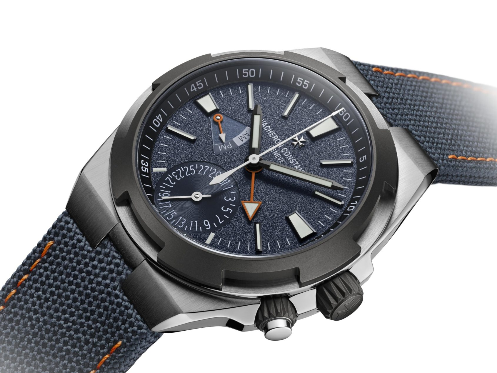 """INTRODUCING: The Vacheron Constantin Overseas Limited Editions """"Everest"""""""