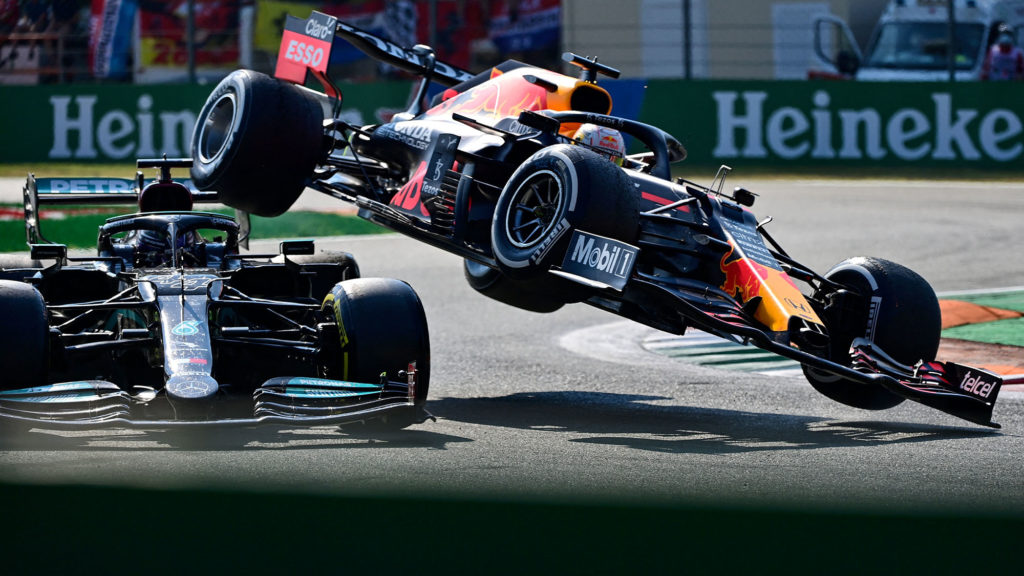 It was TAG Heuer vs IWC in the Italian Grand Prix crash – but was either driver really at fault?