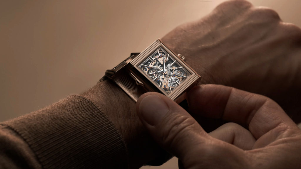 INTRODUCING: The Jaeger-LeCoultre Reverso Tribute Minute Repeater Limited Edition