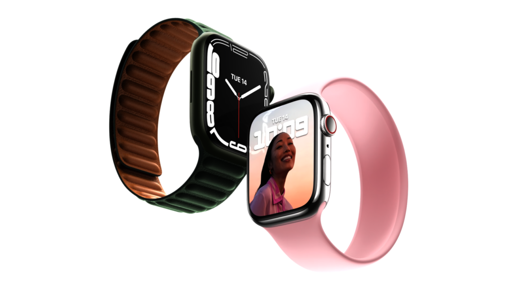 Just the things you need to know about the new Apple Watch Series 7 (including that 20% bigger screen)