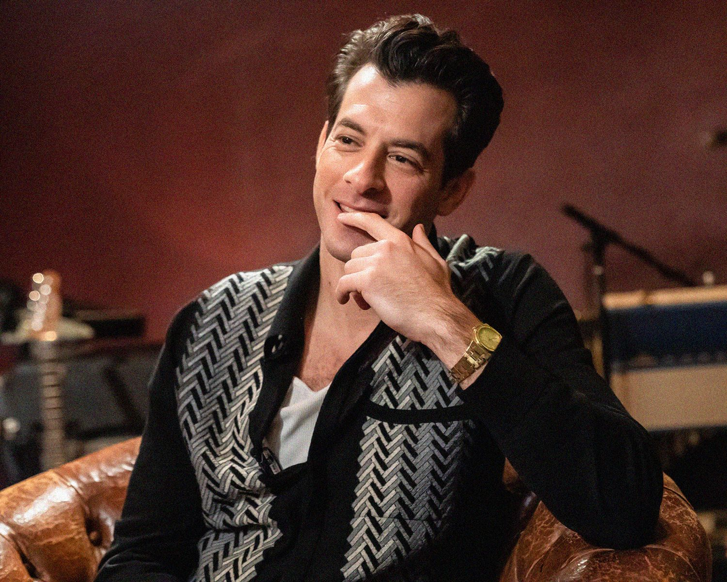 From Rolex to Audemars Piguet, Mark Ronson's watch collection is a megamix of smash hits