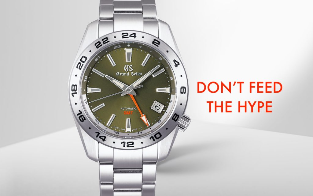 DON'T FEED THE HYPE: 3 alternatives to the Rolex Explorer II ref. 226570