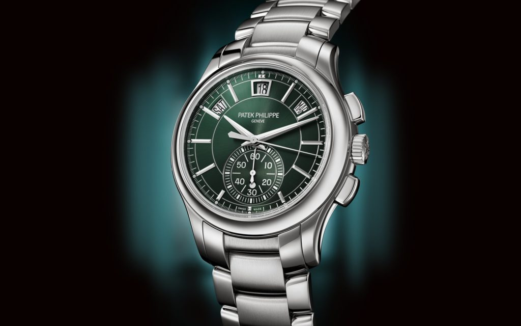 What the Patek Phillipe 5095/1A potentially suggests about the future of the brand in steel