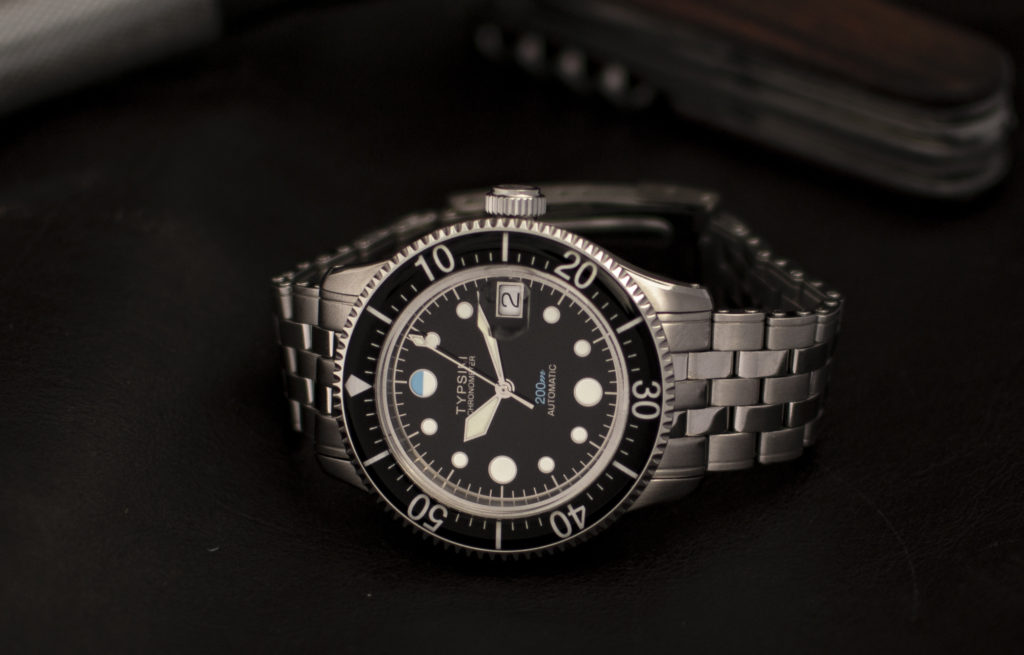 MICRO MONDAYS: Typsim Watches go all in on vintage with the 200M & 200M-C