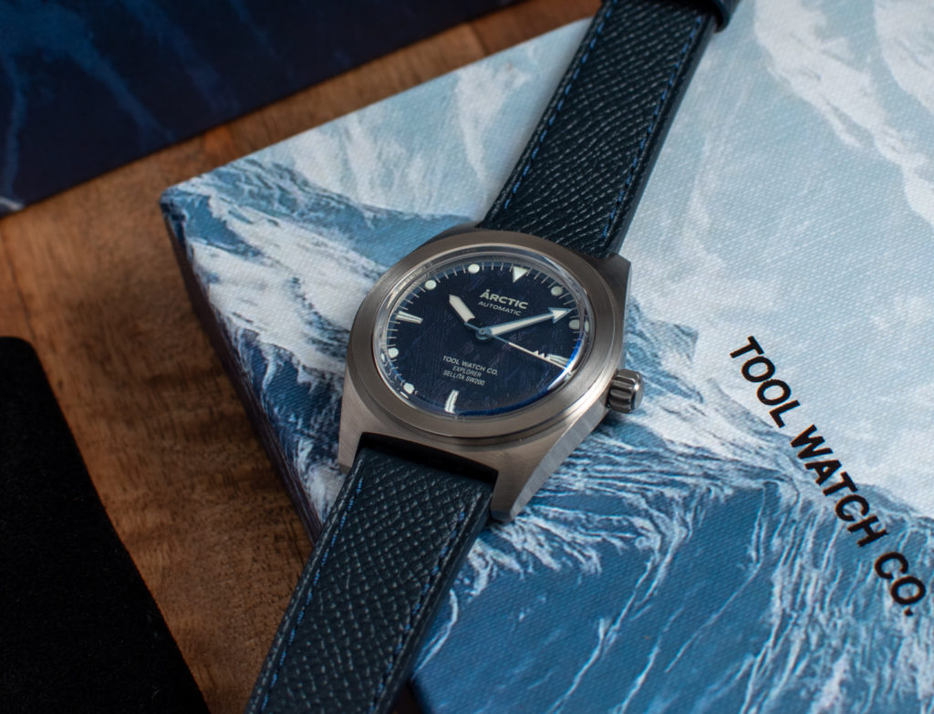 MICRO MONDAYS: The Arctic Explorer Signature Series from Tool Watch Co.