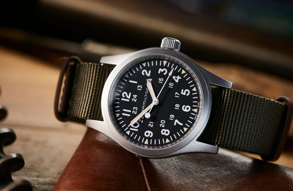 The Hamilton Khaki Field collection shows why the brand is still the field watch king