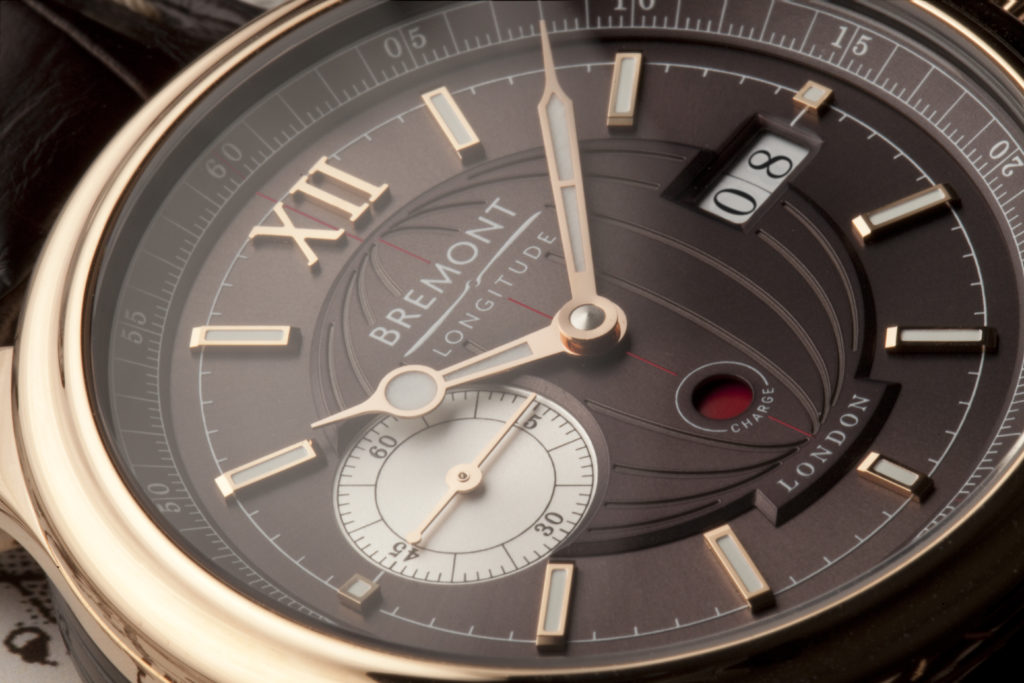INTRODUCING: With its first movement, the Bremont Longitude is a statement of bold intent