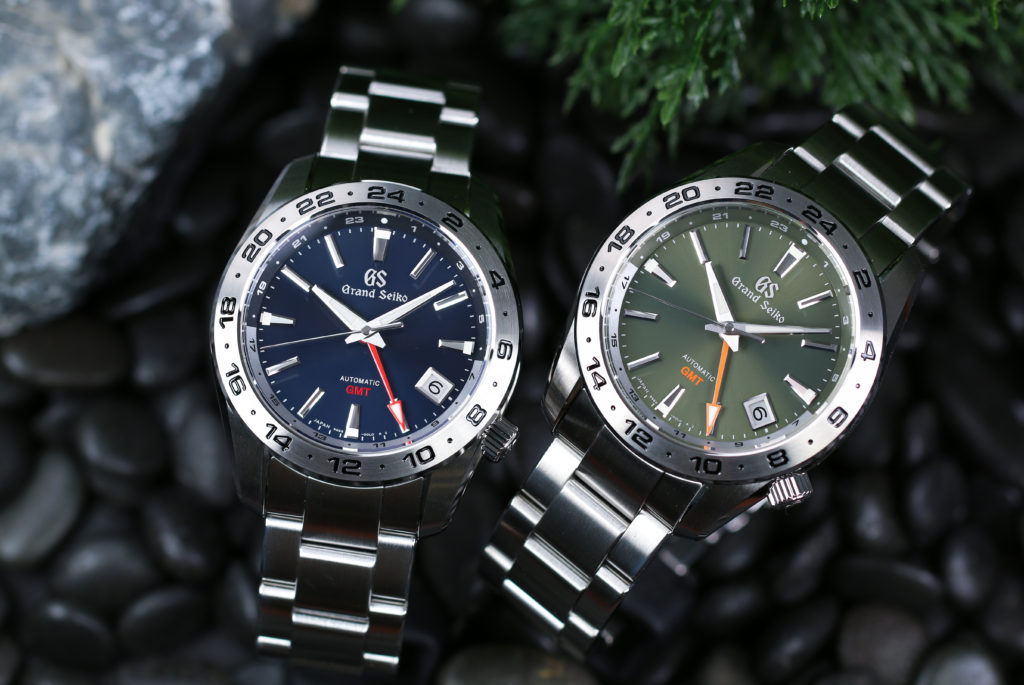 INTRODUCING: Two new Grand Seiko Sport Collection Automatic GMTs (and why I immediately bought one)