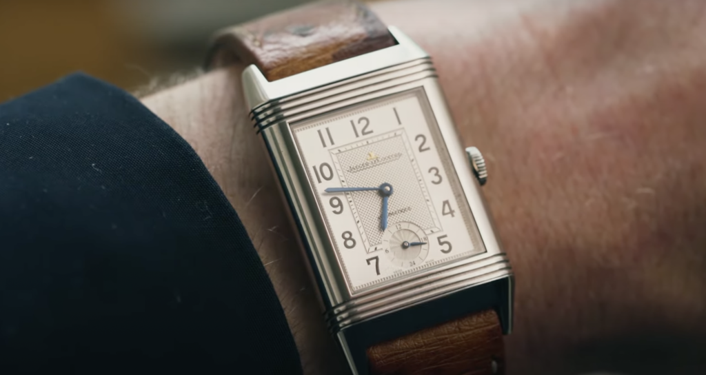 Every Watch Tells a Story: Why Hugh had his Jaeger-LeCoultre Reverso engraved with his family crest