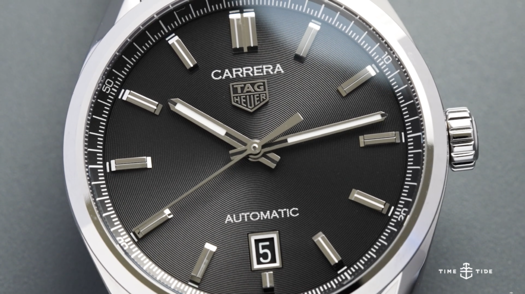 HANDS-ON: The TAG Heuer Carrera Three Hands Collection delivers accessible style in a range of sizes