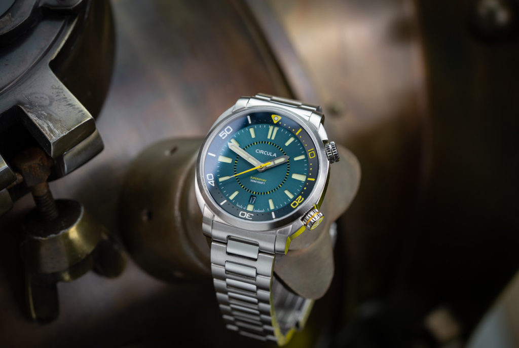 MICRO MONDAYS: The Circula SuperSport brings real Super-compressor Diver funtionality