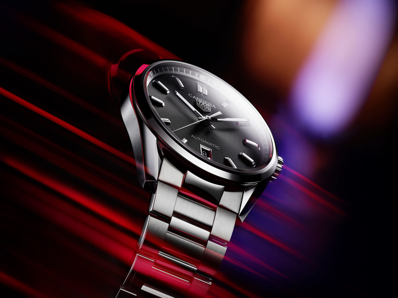 TAG Heuer Three Hands Collection