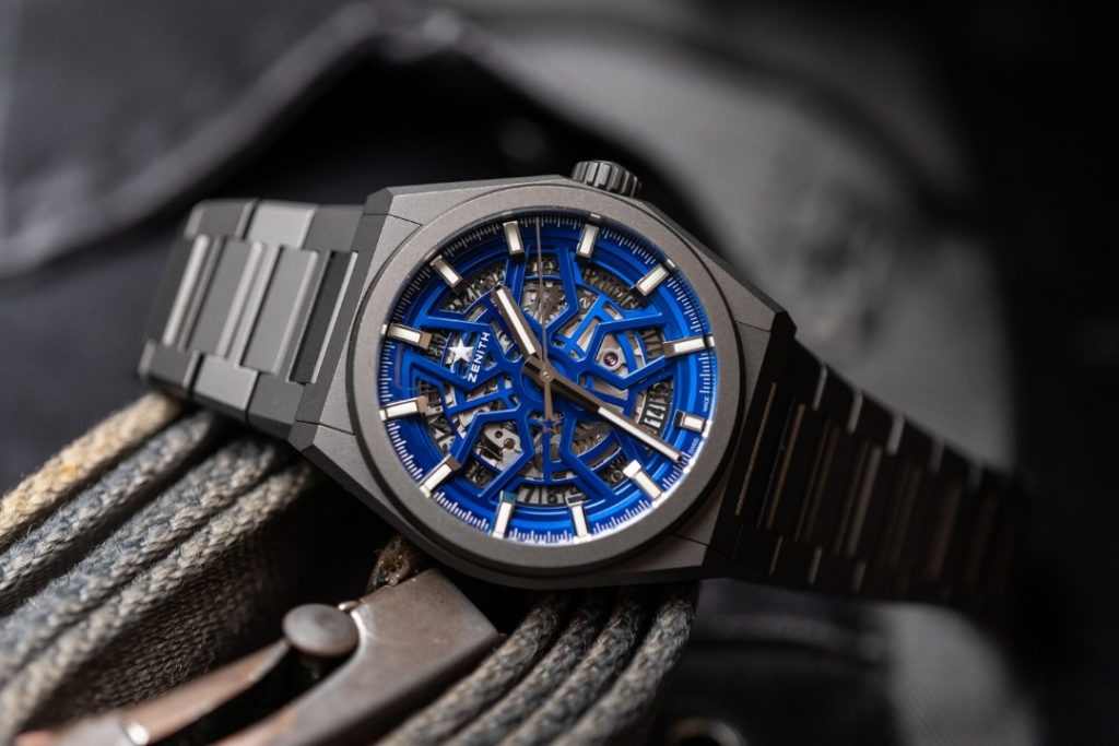 The story behind our Night Surfer – a Zenith Defy Classic Skeleton with five premieres and limited to 100 pieces