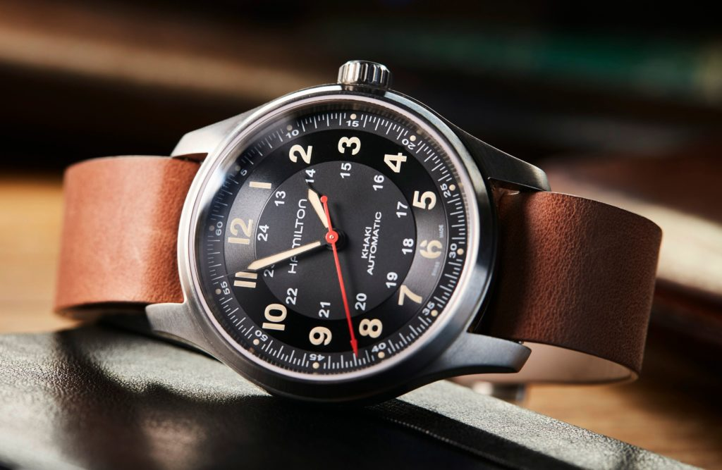 VIDEO: Hamilton is levelling up the Khaki Field Collection with the new Hamilton x Far Cry 6 Limited Edition Khaki Field Titanium