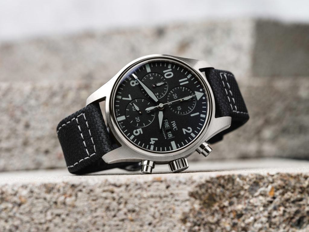 """INTRODUCING: The Collective Horology x IWC Pilot's Watch Chronograph Edition """"C.03"""""""