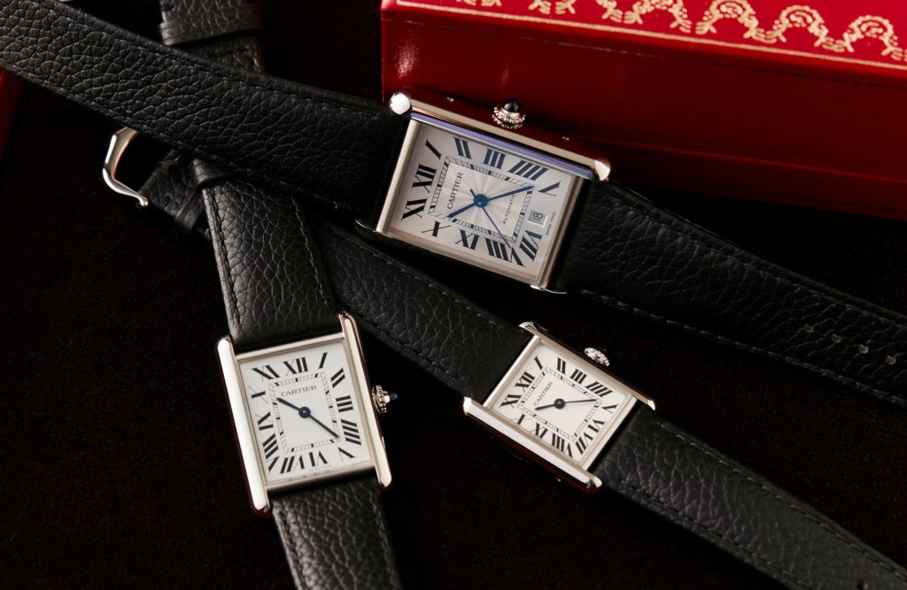 HANDS-ON: The Cartier Tank Must Collection offers classic design at an accessible price